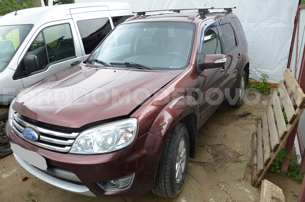 Ford Escape 2008 taiwan